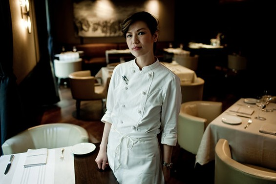 Jennie Lorenzo is expected Friday night at Off the Grid, making a guest appearance at Le Truc. - FIFTH FLOOR