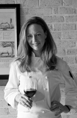 Jennifer Puccio, chef of Marlowe and the new Park Tavern. - MARLOWE