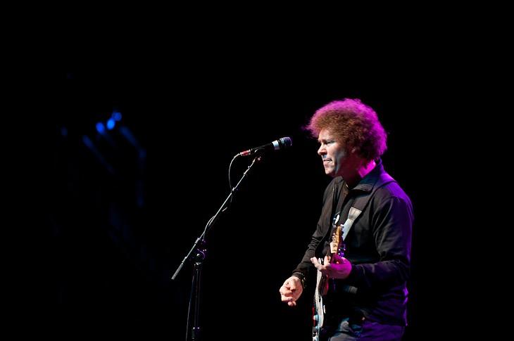 Joe Satriani at the Fox Theater