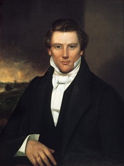Joesph Smith, founder of Mormonism