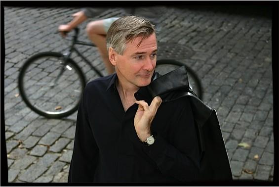 John Patrick Shanley, author of 'Storefront Church' - MONIQUE CARBONI