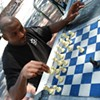 Chess Still Played on Market Street, Games Just Out of Sight (Of Tourists)