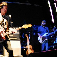 M. Ward and Built To Spill: Treasure Island Music Festival Pics Johnny Marr - Modest Mouse By Paul Quitoriano