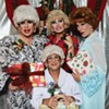 Videos of the Day: Trannyshack's Golden Girls and Merry FORKING! Christmas
