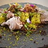 No. 9: Pistachio-Chocolate Landscape at Atelier Crenn
