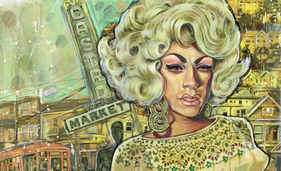 Juanita More! celebrates Pride this Sunday.
