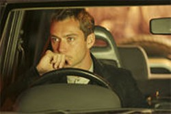 Jude Law, as Will Frances in Breaking and Entering, heading toward a delusional finale.
