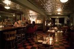 JAMES  SANDERS - Juke joint hospitality with a tasty menu.