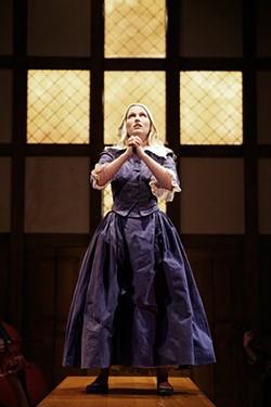 PAK HAN - Juliana Lustenader unites church and theater.