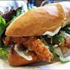 Plow's Amazing Fried Chicken Sandwich