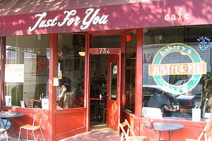 Just for You Cafe