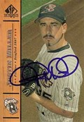 Justin Miller as a relatively ink-free Minor Leaguer... - JUSTIN PAGE