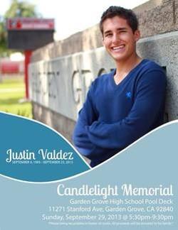 Justin Valdez was shot to death while riding Muni