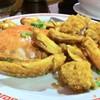 No. 25: Salt-and-Pepper Crab at Kam Lok