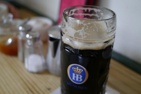 Köstritzer Schwarzbier (.5 liter)