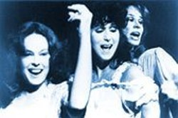 Karen Black (right) with Cher (center) and Sandy Dennis in Come Back to the 5 & Dime, Jimmy Dean, Jimmy Dean.