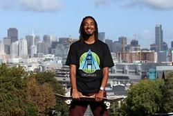 MIKE KOOZMIN - Karl Watson remembers an era when San Francisco was a subject of skateboard lore.