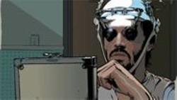 Keanu Reeves as Bob Arctor.