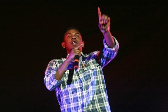 Kendrick Lamar - CHRISTOPHER VICTORIO