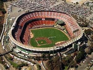 Kevin Hayes died on his way into Candlestick Park