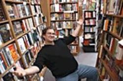 CHRISTINE  KRIEG - Kevin Smokler, editor of Bookmark - Now.