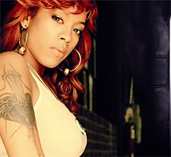 BRAD MILLER - Keyshia Cole: R&B's Dr. Love.