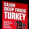 KFC Gives Thanks, Cajun-Style