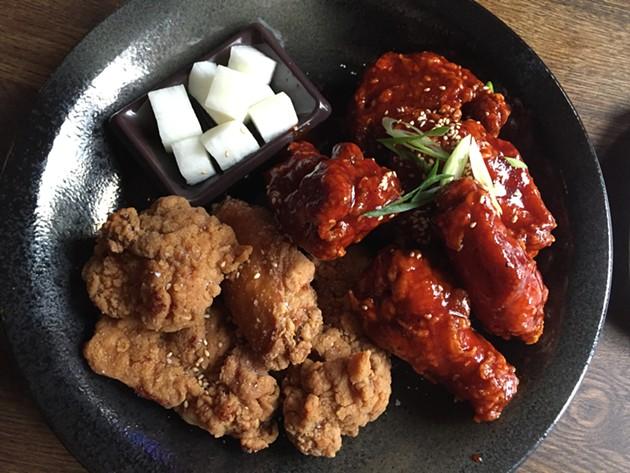KFC (Korean Fried Chicken) - PETER LAWRENCE KANE