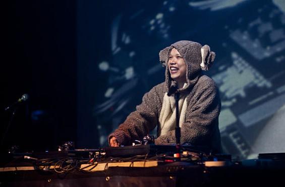 Kid Koala. - EMMA GUTTERIDGE