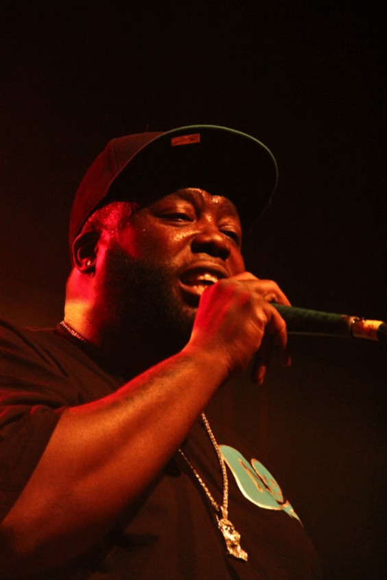 Killer Mike - ANDREW LOPEZ
