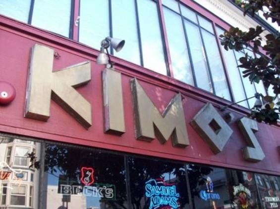 Kimo's, at 1351 Polk St.