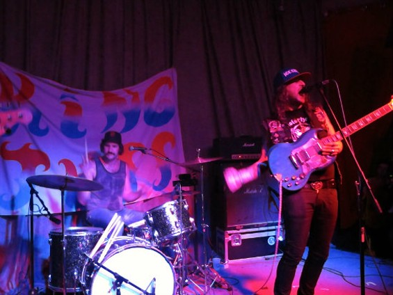 King Tuff at Brick and Mortar on Saturday. - JESSE TAMPA