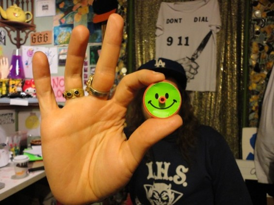 King Tuff plays June 1 at the New Parish in Oakland - JESSE SPEARS