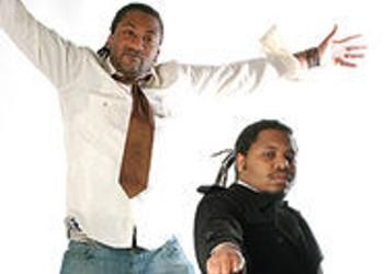 Oakland's rap jokesters Kirb & Chris bring ha ha's to Rickshaw
