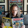 Metallica's Kirk Hammett To Host Horror Movie Benefit at Balboa Theatre