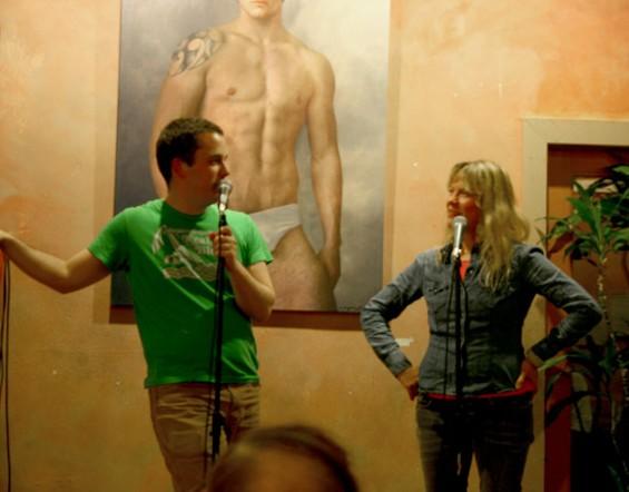 Kirk Read and Tara Jepsen set a comfortable standard at K'vetsh.