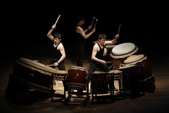 Kodo is coming to Berkeley for the 2014-15 Cal Performances season. - TAKASHI OKAMOTO
