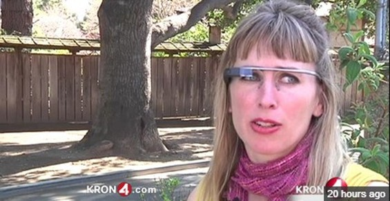 KRON - SARAH SLOCUM RECOUNTING HER STORY FOR LOCAL NEWS OUTLET KRON 4