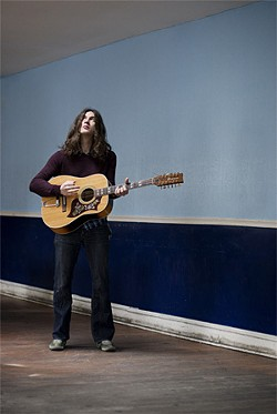 SHAWN BRACKBILL - Kurt Vile: Will write for food.