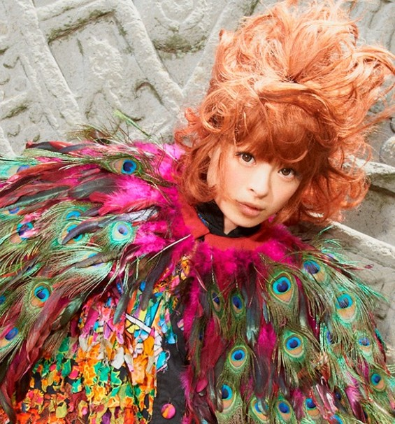 Kyary Pamyu Pamyu, J-Pop Summit 2013's musical headliner and special honored guest