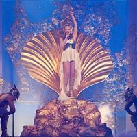 Kylie Minogue at Bill Graham Civic Auditorium