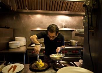 La Ciccia Chef Massimiliano Conti's Recipe for Spicy Octopus Stew
