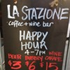 La Stazione's Happy Hour is a Haven for Caltrain Commuters