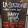La Stazione's Happy Hour is a Haven for Caltrain Commuters