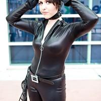 Ladies of Batman at Comic-Con