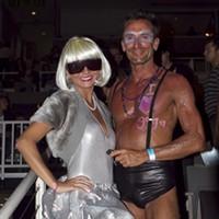 Lady Gaga @ the HP Pavilion