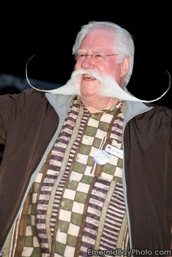 Larry McClure, Epic Stache Man - EMERALD PHOTOGRAPHY