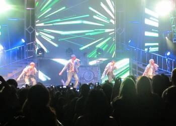 Last Night: Backstreet Boys at the Warfield