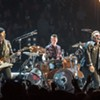 Last Night: U2 Thrills at SAP Center