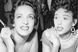 Latina stars Katy Jurado (left) and Rita Moreno (right) light up The - Bronze Screen during the annual ¡Cine Latino! film fest.